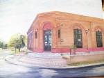 Obras de arte: America : Argentina : Buenos_Aires : san_antonio_de_areco : Restó Bar San Patricio
