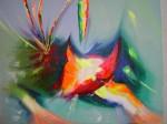 Obras de arte: America : Colombia : Antioquia : Medell�n : ABTRACTO 4
