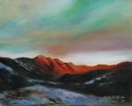 Obras de arte: America : Chile : Bio-Bio : Concepción : Atacama Valle de la Luna