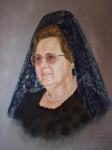 Obras de arte: Europa : España : Andalucía_Granada : Cogollos_Vega : ¨Retrato de Doña Ángela