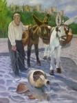 Obras de arte: Europa : España : Andalucía_Granada : Cogollos_Vega : El último aguador
