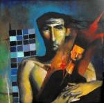 Obras de arte: America : México : Mexico_Distrito-Federal : Xochimilco : Alter ego