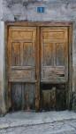 Obras de arte: Europa : España : Madrid : Madrid_ciudad : RUINS,DOOR NºI