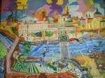 Obras de arte: Europa : España : Madrid : Madrid_ciudad : REFORMAS EN LA M-30