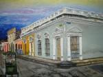 Obras de arte: America : El_Salvador : Santa_Ana : santa_ana_ciudad : El fin del invierno