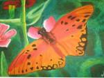 Obras de arte: America : El_Salvador : Santa_Ana : santa_ana_ciudad :  La monarca