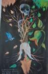 Obras de arte: America : México : Michoacan_de_Ocampo : Morelia : la muerte en otoño