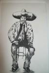 Obras de arte: America : México : Michoacan_de_Ocampo : Morelia : zapata 1