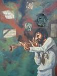 Obras de arte: America : México : Jalisco : Guadalajara_ciudad : Musico