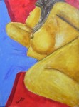 Obras de arte: America : Brasil : Santa_Catarina-Brasil : Florianopols : 1282 - Terracota nuda