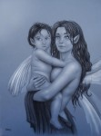 Obras de arte: Europa : España : Extremadura_Badajoz : Navalvillar_de_Pela : hada 12
