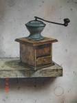 Obras de arte: Europa : España : Madrid : fuenlabrada : Molinillo de cafe