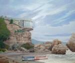 Obras de arte: Europa : España : Andalucía_Granada : almunecar : nerja playa