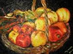 Obras de arte:  :  :  :  : Canasta con Frutas