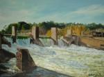 Obras de arte:  :  :  :  : Represa de Pueblo Andino