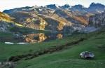 Obras de arte: Europa : España : Cantabria : LAREDO : LAGOS DE COVANDONGA