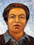 Obras de arte: America : México : Tlaxcala : Tlax : Autorretrato