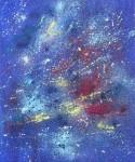 Obras de arte:  : República_Checa : Praha :  : Night sky