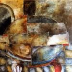 Obras de arte: Europa : España : Castilla_y_León_Salamanca : BéJAR : Tres aceitunas