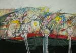 Obras de arte:  :  :  :  : RECORDANDO AL GUSANO