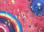 Obras de arte:  : República_Checa : Praha :  : Rainbow