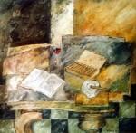 Obras de arte: Europa : España : Castilla_y_León_Salamanca : BéJAR : Mesa y puros