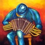 Obras de arte:  :  :  :  : El Bandoneonista
