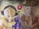 Obras de arte: America : México : Mexico_Distrito-Federal : Coyoacan : FAMILIA SALATHE