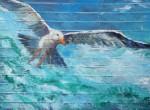 Obras de arte:  :  :  :  : Sobrevolando (detalle)