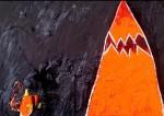 Obras de arte: America : Chile : Bio-Bio : concepcion_chile : A brazos en brasas