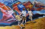 Obras de arte:  :  :  :  : Barriletes al viento