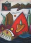 Obras de arte: Europa : Portugal : Lisboa : Parede : Imponderabilidades