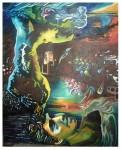 Obras de arte: America : Perú : Ucayali : PUCALLPA : Imágenes en torno al ocaso