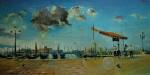 Obras de arte: America : Argentina : Buenos_Aires : Ciudad_de_Buenos_Aires : Los Gondoleros
