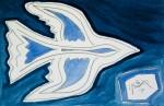 Obras de arte:  :  :  :  : Seagull in the sky 3