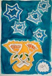 Obras de arte:  :  :  :  : Two flowers under the stars