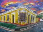 Obras de arte: America : El_Salvador : Santa_Ana : santa_ana_ciudad : La casa de Elisa