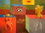 Obras de arte: America : Ecuador : Azuay : Cuenca : EN EL SUEÑO
