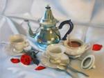 Obras de arte:  :  :  :  : La hora del té II