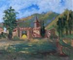 Obras de arte:  :  :  :  : vistas del valles