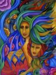 Obras de arte:  :  :  :  : MUJERES DE GUANACASTE