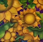 Obras de arte:  :  :  :  : GIRASOLES