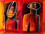 Obras de arte:  :  :  :  : Africanos