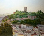 Obras de arte: Europa : España : Andalucía_Granada : almunecar : velez m