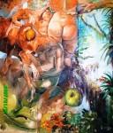 Obras de arte: America : Colombia : Santander_colombia : Bucaramanga : Introspección sin fronteras
