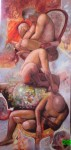 Obras de arte: America : Colombia : Santander_colombia : Bucaramanga : Insondable terrenal