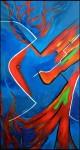 Obras de arte: America : El_Salvador : La_Libertad : Santa_Tecla : Los Caminos De Toj