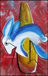 Obras de arte: America : El_Salvador : La_Libertad : Santa_Tecla : Los Caminos de  Q´Anil
