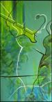 Obras de arte: America : El_Salvador : La_Libertad : Santa_Tecla : Los Caminos De Ajpu