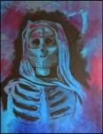 Obras de arte: America : El_Salvador : La_Libertad : Santa_Tecla : Homenaje a la Muerte